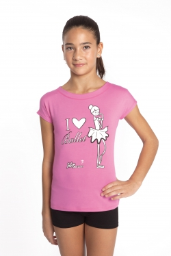 T-shirt Ballett Intermezzo
