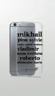 Cover Iphone trasparente