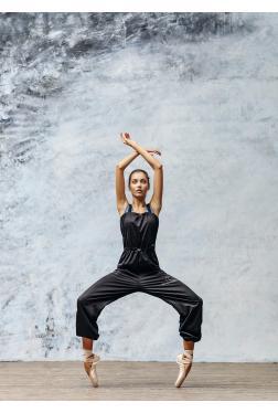 Taglia Unica Scaldamuscolo Danza Yoga e Pilates Knitido Plus Ayame