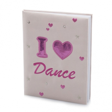 (Cod.NB-2264) Diario Katz I Love Dance