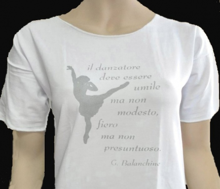 T-shirt- BALANCHINE